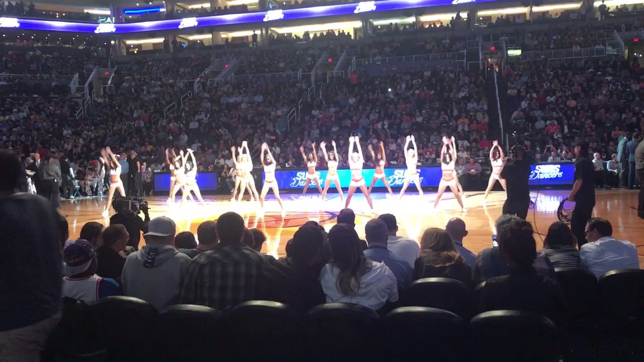 2/15: Suns Dancers - Baby, One More Time