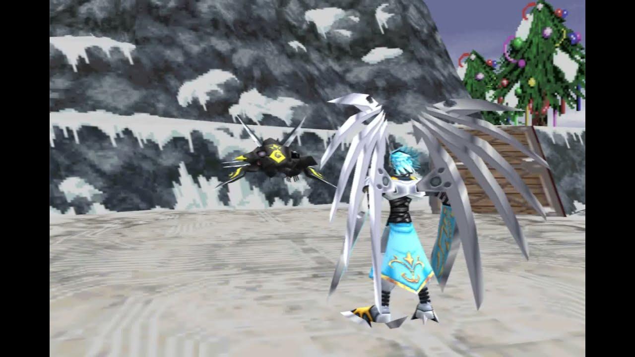 Digimon World 3 Easy Lv Up