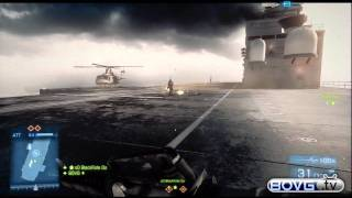 battlefield 3 bf3 online multiplayer gameplay commentary hd rush canals xbox live 360 ps3 pc