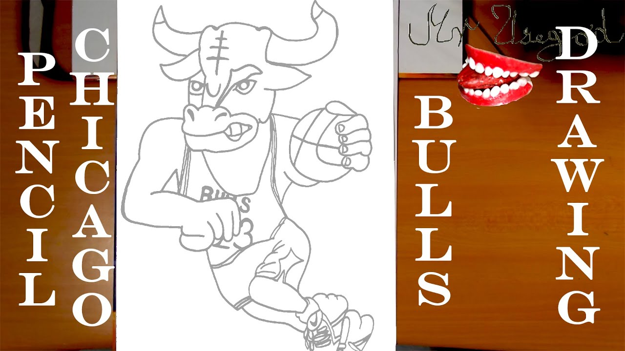 olxuek How to Draw Michael Jordan NBA Jersey Chicago Bulls Logo Easy for