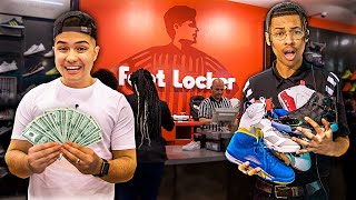 Buying Footlocker Employees ANY Sneaker They Want!