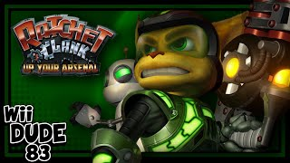 Ratchet & Clank: Up Your Arsenal Review (PS2) - WiiDude83