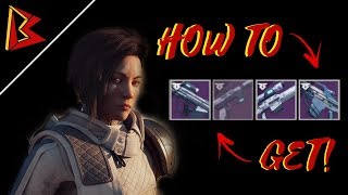 """How to get all four """"Bray Tech"""" Weapons!"""