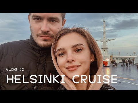 Vlog #2 Паром Princess Anastasia / Хельсинки