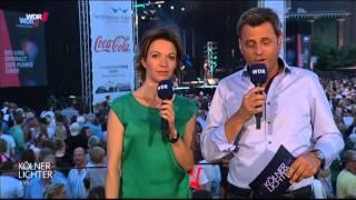 WDR Kölner Lichter 2015 - vollständige Sendung