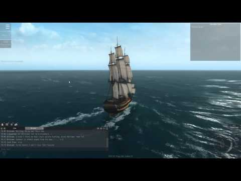 Live Stream | Naval Action - Post Captain Fleet Order