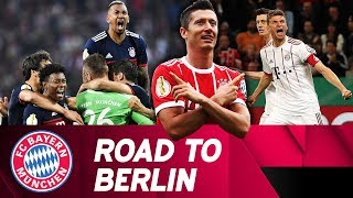 Road to Berlin | DFB Cup Final 2018