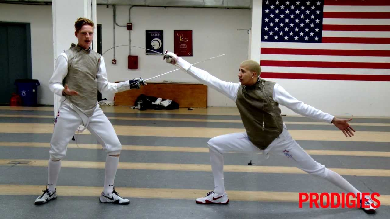 How to Learn to Fence