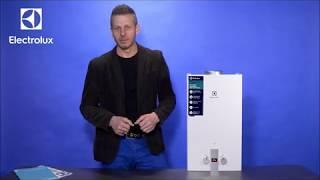 Газовая колонка Electrolux GWH 10 High Performance (обзор газовой колонки)