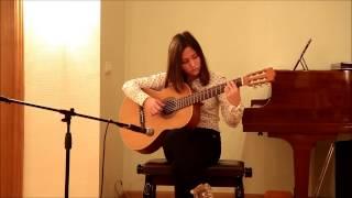 Алиса Сон - Nothing else matters (Metallica), Детский Новогодний концерт 25.12.14