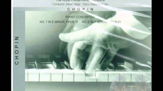 Chopin Piano Concerto 1 in E minor, op. 11 - 2. Romanze-Larghetto