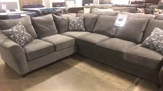 FB Live - Factor Sectional Sofas