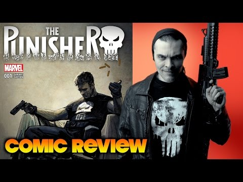 Comic Review: Marvel Punisher (2016) #1