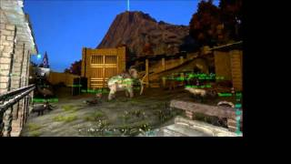 ARK Survival Evolved How to adjust the glare in game and your gamma on video card