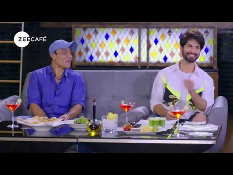 Café Shots | Buzzkill with Shahid Kapoor | Not Just Supper Stars