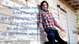 Watch Joe Nichols Joes Place video
