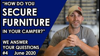 HOW TO BUILD A CAMPER QUESTIONS ANSWERED! Q&A Wednesday #4