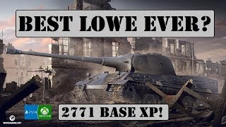 Greatest Lowe Game Ever? - World of Tanks Console ( Xbox / PS4 )