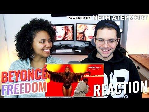 Beyoncé – Freedom (Live)   REACTION
