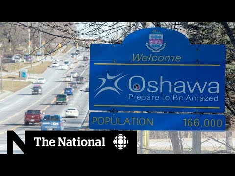 Oshawa Contemplates Life Without General Motors
