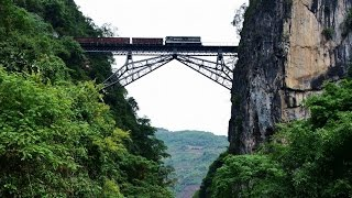 Yunnan to Vietnam railway documentary ,section 6 滇越铁路纪录片