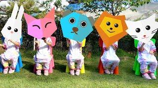 Five little monkeys Song by Romiyu Story