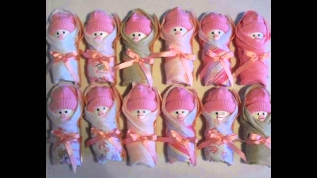 Baby shower gift ideas for girls - YouTube