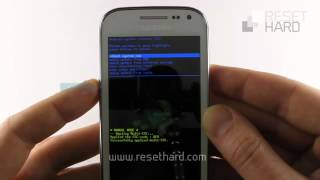 Hard Reset Samsung Galaxy Ace 2 How-To