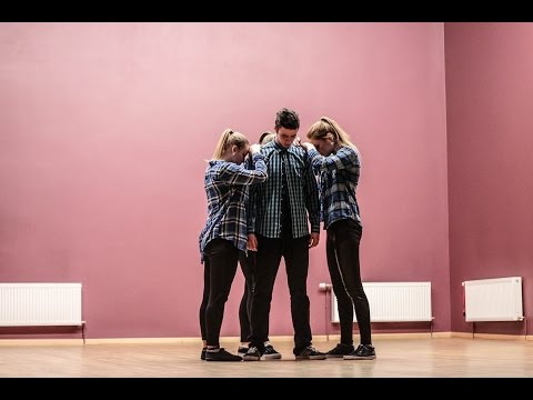 Litvak Group: House Beginners // Ghetto Dance Academy Concert 2015