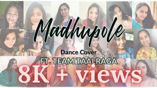 Madhu Pole   Madhupole Peytha Mazhaye   Dear Comrade Malayalam   Dance Cover   Team TaalRaga