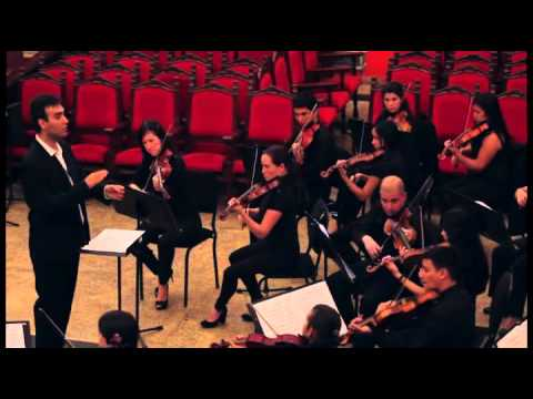 Orquesta Sinfónica de Mérida. Música Francesa #2
