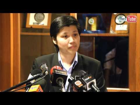 Sidang Media Perkembangan Kes Ketua Menteri Sarawak