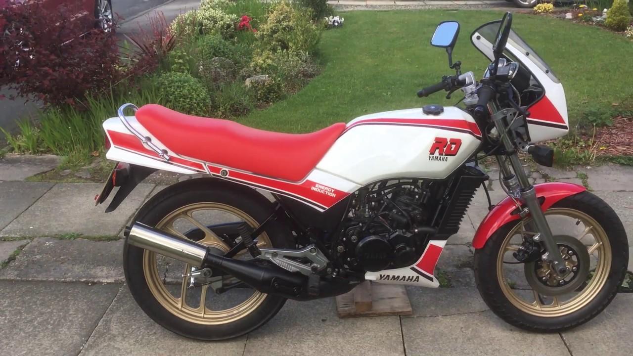Yamaha RD 125 LC 1987