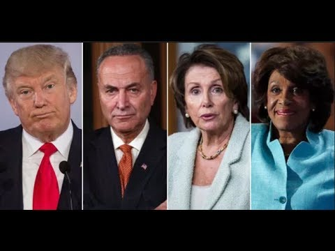 TRUMP JUST SENT A HORRIBLE SURPRISE TO THE DIRTY DEMOCRATS!