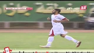 حطين Vs الوحدة ( 1 - 1 ) هدف اللاعب طارق عبدالعزيز .:.