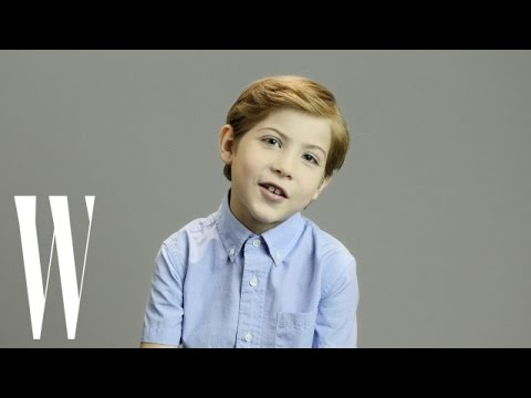 Jacob Tremblay Got to Stay Up Until 8pm on His Birthday  Birthday Stories  W Magazine