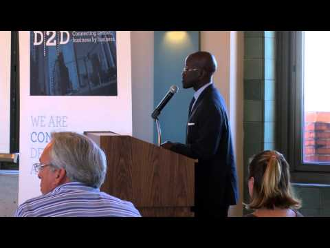 D2D Connecting Detroit Business by Business