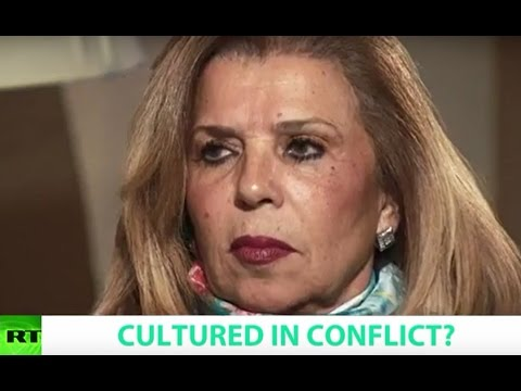 CULTURED IN CONFLICT? Ft. Moushira Khattab, Former Egyptian Diplomat