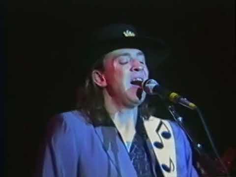Stevie Ray Vaughan- Iowa State Fairgrounds, Des Moines, Iowa 8/30/87