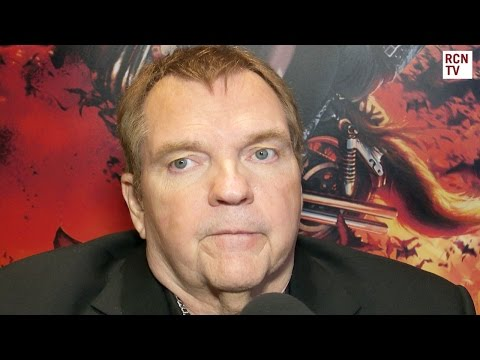 Meatloaf Interview Bat Out Of Hell The Musical