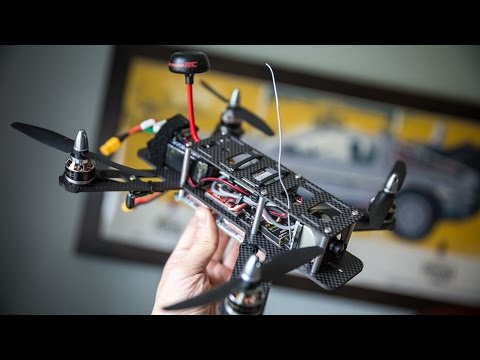 This Video Explains How to Build Your Own Drone