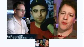 Live Recording - Weird Things Podcast 5/14/2012