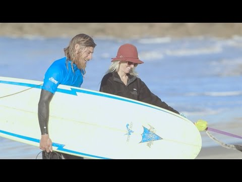 Back into the Blue - A Pro Surfer's Brain Tumor Battle & the Ketogenic Diet