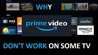 why amazon prime not working on smart tv | why amazon prime video not working on samsung smart tv