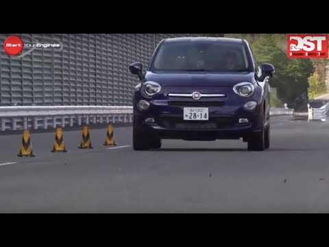 FIAT 500X Popstar vs MINI Cooper S Clubman.