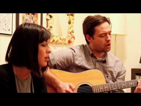 Phantogram - When I'm Small (live acoustic on Big Ugly Yellow Couch)