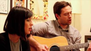 Repeat youtube video Phantogram - When I'm Small (live acoustic on Big Ugly Yellow Couch)
