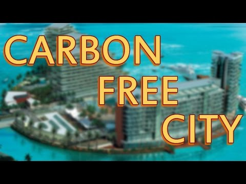 Carbon Free City, Masdar - World's First Future of City