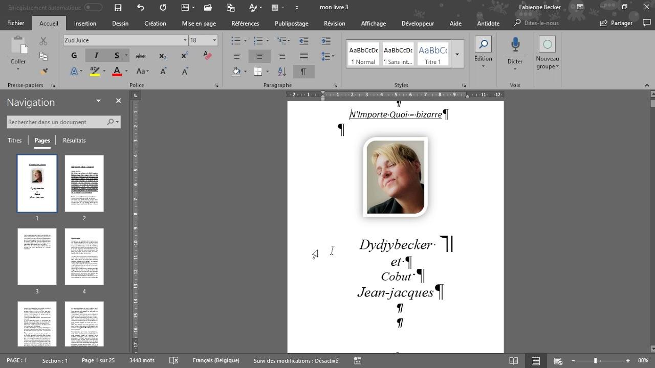 Comment Supprimer Une Page Sur Word