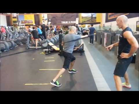 Steve Nash Fitness World Langley – Greg Penney – Metabolic Core Workout